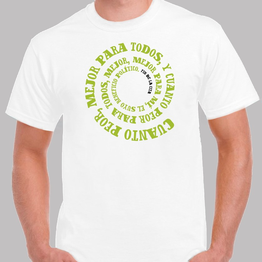 Camiseta Rajoy